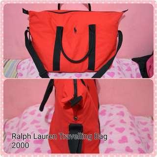 Ralph Lauren travelling bag