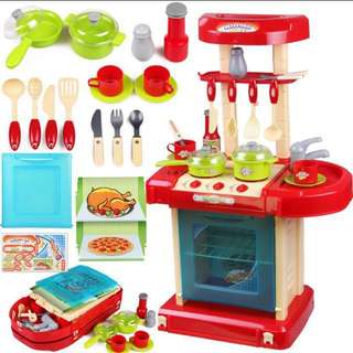 READY STOCK: Kitchen Playset