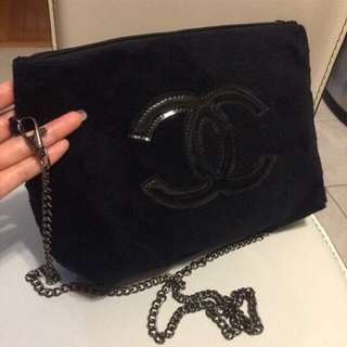 Chanel VIP GIFT SUEDE