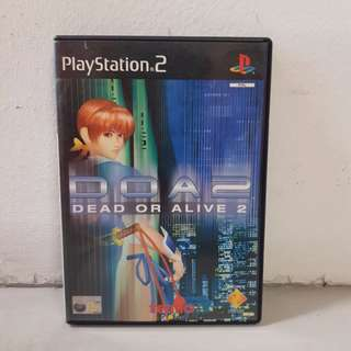 Dead or Alive 2 - Original PS2