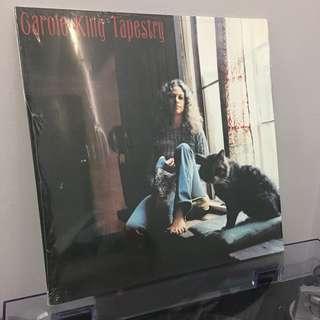 Carole King - Tapestry Vinyl Record Piringan Hitam
