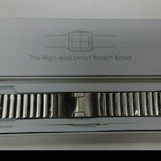 Apple watch 不鏽鋼錶帶 42mm or 38mm