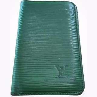 Louis Vuitton Epi Green
