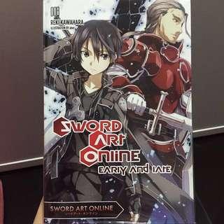 Sword Art Online - Light Novel Book 8