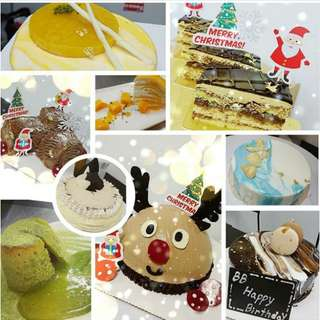 PM 12月份蛋糕班