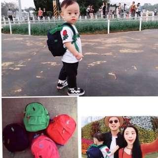🚚 外貿兒童雙肩防走失背包