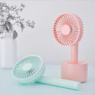 原裝行貨👍🏻Daisy Fan 手提風扇 (薄荷綠色)