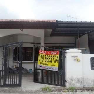 [HOT AREA] 1 Storey Terrace, Seksyen 3, Bandar Teknologi Kajang (FREEHOLD)