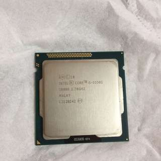 Intel Core i5-3330S Processor 2.7GHz 5.0GT-s 6MB LGA 1155 CPU