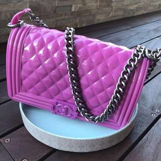 *NEW* Chanel style Jelly Bag