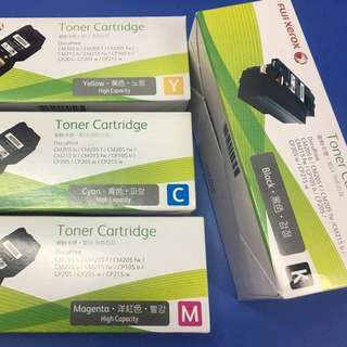 FUJI XEROX DocuPrint CM205 Toner Cartridge