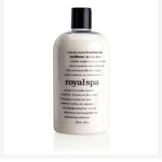 Royal Spa™蛋白質護髮乳