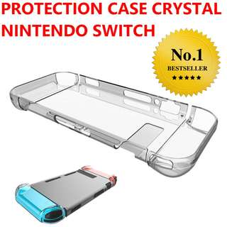 Protection case Nintendo Switch Crystal clear Transparent cover