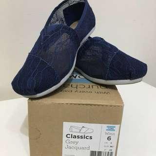 🚚 TOMS 鞋 UK4/EUR36.5/JP23