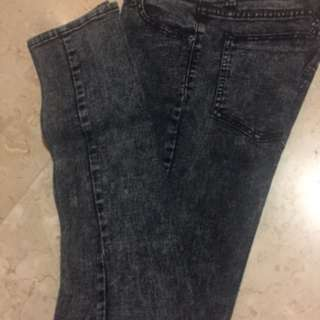 Cheap Monday jeans - very straight