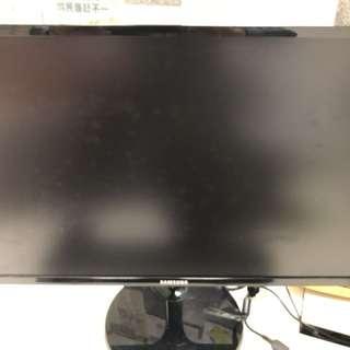 """Samsung LCD monitor 24"""""""