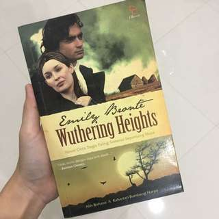 Wuthering Heights by Emily Bronte (Bahasa Indonesia)