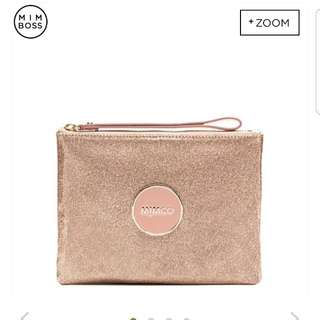 Brand New Mimco Meduim Size Pouch