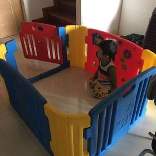 Haenim Play Yard to clear ASAP. Dropped to $50