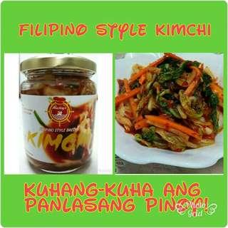 Filipino Style Kimchi