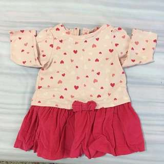 BabyGAP 小女生洋裝 12-18month #我的嬰幼可超取 #幫你省運費