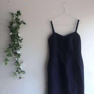 Jacqueline size 12-14 purple dress