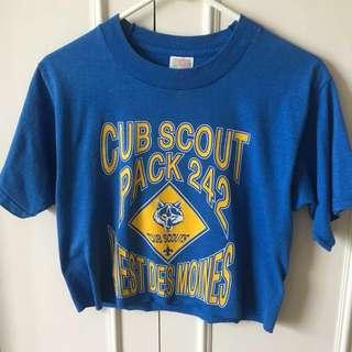 Vintage Cub Scout Tee
