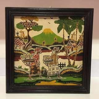 PL Batik Wall Decoration