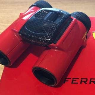 Teropong binocular William Optics Ferrari Visio 8x25
