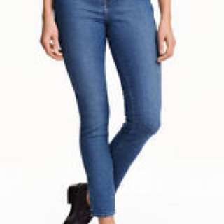 H&M Divided Strectable Skinny Jeans