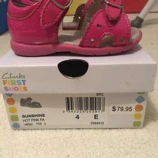 Clarks Toddler Sandals