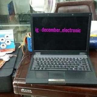 Laptop Xware core 2 duo