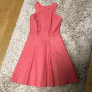 OXFORD linen cotton dress size 8