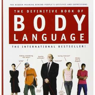 The Definitive Book of Body Language - Allan and Barbara Pease