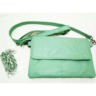 Greeny bag