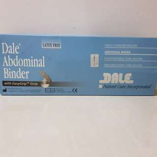 * to bless * Dale abdominal binder