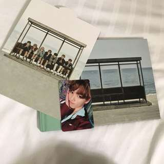 BTS YNWA WITH JUNGKOOK PHOTOCARD