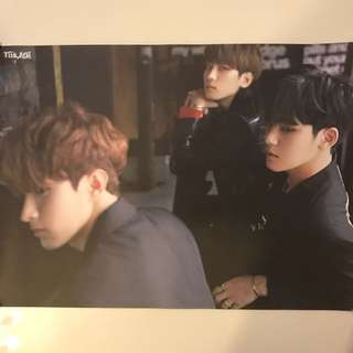 SEVENTEEN TEEN,AGE Special Poster