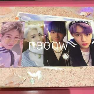 NCT dream We Young Album Photocard