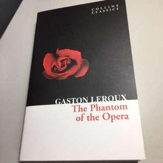 [聊聊免運]原文書-歌劇魅影The Phantom of the Opera