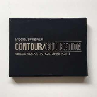 Models prefer contour palette