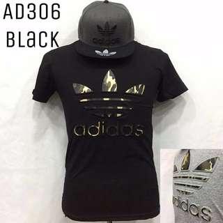 HQ T-Shirt [ADIDAS] READY STOCK