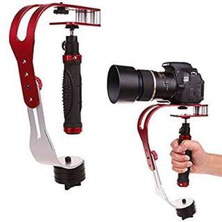 Camera Stabilizer for DSLR and GoPro