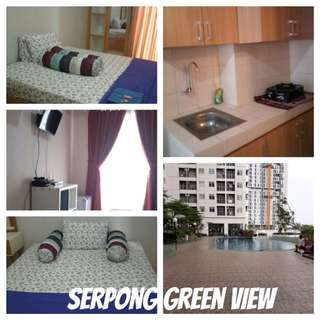 Farida Property ready open at Green View Serpong