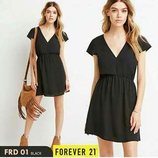 FOREVER21 V Neck Dress