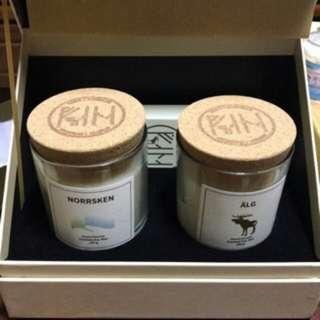 VANA CANDLES香氛蠟燭禮盒