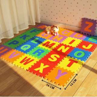 Free postage 🚚Baby Play Mat Numbers and Alphabet
