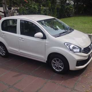Perodua Myvi 1.3 (A) / Car Rental Kereta Sewa