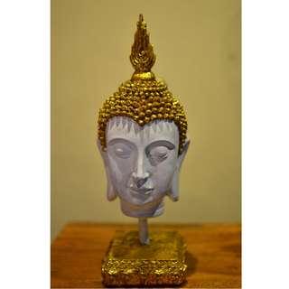 Buddha Head Bust