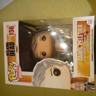 Funko POP Walking dead ( Carol Peletier l